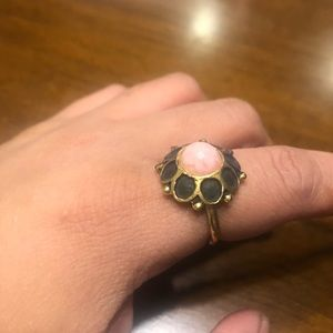 Accessories - CUTE PEARL RING